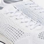 Мужские кроссовки Nike Flyknit Racer White/White/Sail/Pure Platinum фото- 5