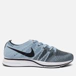 Мужские кроссовки Nike Flyknit Trainer Cirrus Blue/Black/White фото- 0