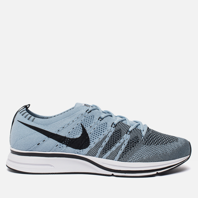 Мужские кроссовки Nike Flyknit Trainer Cirrus Blue/Black/White
