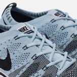 Мужские кроссовки Nike Flyknit Trainer Cirrus Blue/Black/White фото- 3