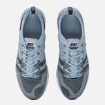 Мужские кроссовки Nike Flyknit Trainer Cirrus Blue/Black/White фото- 4