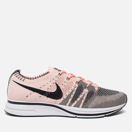 Мужские кроссовки Nike Flyknit Trainer Sunset Tint/Black/White