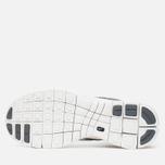 Мужские кроссовки Nike Free Flyknit Mercurial Pure Platinum/White/Dark Grey/Obsidian фото- 6