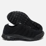 Мужские кроссовки Nike Free Flyknit NSW Black/Black фото- 2