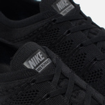 Мужские кроссовки Nike Free Flyknit NSW Black/Black фото- 5