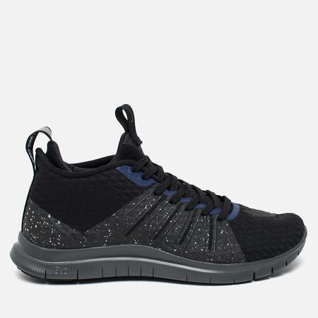 Nike Free Hypervenom 2 Men's Sneakers Black/Reflect Silver/Deep Royal Blue