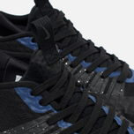 Мужские кроссовки Nike Free Hypervenom 2 Black/Reflect Silver/Deep Royal Blue фото- 5
