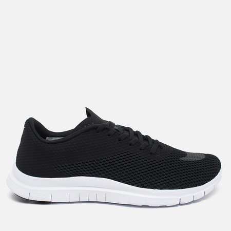 Nike Free Hypervenom Low Men's Sneakers Black/White