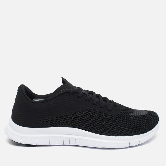 Мужские кроссовки Nike Free Hypervenom Low Black/White