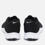 Мужские кроссовки Nike Free Hypervenom Low Black/White фото- 3