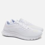 Мужские кроссовки Nike Free Hypervenom Low White/Metallic Silver фото- 1