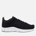 Мужские кроссовки Nike Free Inneva Woven Black/Anthracite/Summit White фото- 0