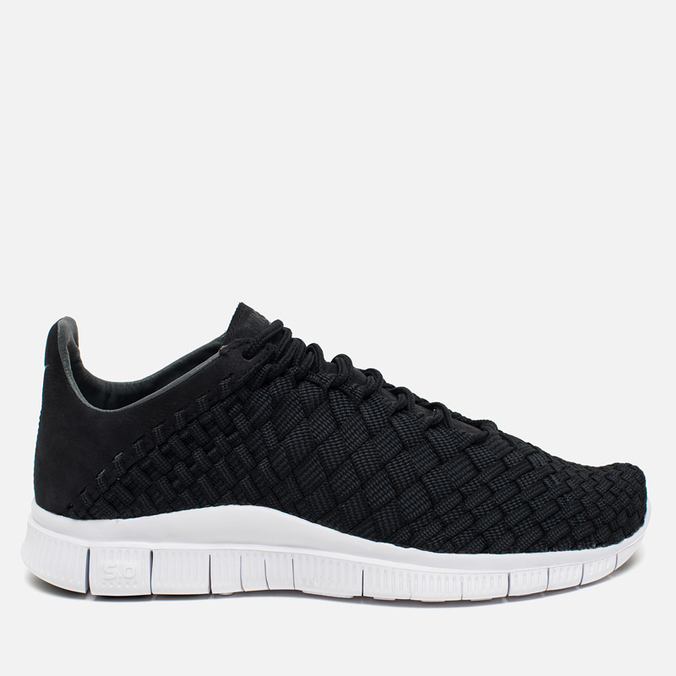 Мужские кроссовки Nike Free Inneva Woven Black/Anthracite/Summit White