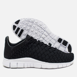 Мужские кроссовки Nike Free Inneva Woven Black/Anthracite/Summit White фото- 2