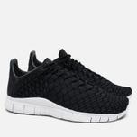 Nike Free Inneva Woven Men's Sneakers Black/Anthracite/Summit White photo- 1