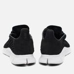 Nike Free Inneva Woven Men's Sneakers Black/Anthracite/Summit White photo- 3