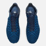 Мужские кроссовки Nike Free Inneva Woven Fountain Blue/Summit White/Mid Navy фото- 4