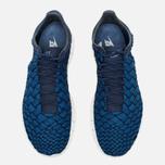 Nike Free Inneva Woven Fountain Men's Sneakers Blue/Summit White/Mid Navy photo- 4