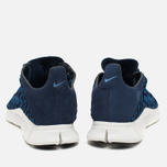 Мужские кроссовки Nike Free Inneva Woven Fountain Blue/Summit White/Mid Navy фото- 3