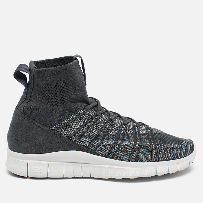 Мужские кроссовки Nike Free Mercurial Superfly SP Dark Grey