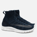 Мужские кроссовки Nike Free Mercurial Superfly SP Dark Obsidian фото- 1