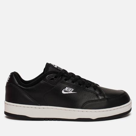 Мужские кроссовки Nike Grandstand II Black/White/Neutral Grey