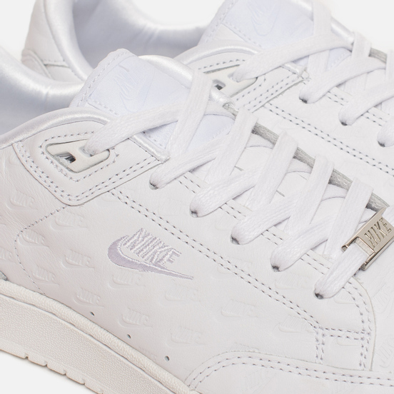 Мужские кроссовки Nike Grandstand II Pinnacle White/White/Matte Silver/Matte Silver