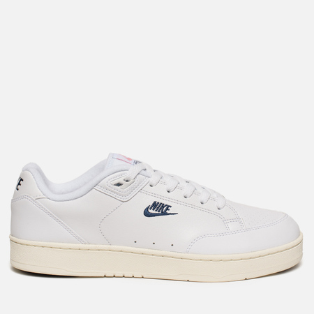 Мужские кроссовки Nike Grandstand II White/Navy/Sail/Artic Punch