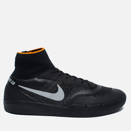 Мужские кроссовки Nike Hyperfeel Koston 3 XT Black/Silver Clay/Orange