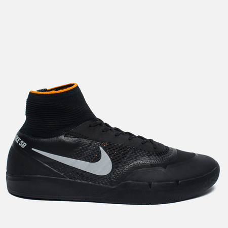 Nike Hyperfeel Koston 3 XT Men's Sneakers Black/Silver Clay/Orange