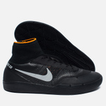 Мужские кроссовки Nike Hyperfeel Koston 3 XT Black/Silver Clay/Orange фото- 2