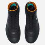 Мужские кроссовки Nike Hyperfeel Koston 3 XT Black/Silver Clay/Orange фото- 4