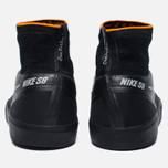 Мужские кроссовки Nike Hyperfeel Koston 3 XT Black/Silver Clay/Orange фото- 3