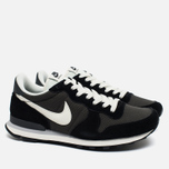 Мужские кроссовки Nike Internationalist Black/White/Dark Grey фото- 1