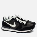 Nike Internationalist Men's Sneakers Black/White/Dark Grey photo- 1