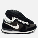 Мужские кроссовки Nike Internationalist Black/White/Dark Grey фото- 2