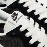 Nike Internationalist Men's Sneakers Black/White/Dark Grey photo- 3