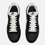 Nike Internationalist Men's Sneakers Black/White/Dark Grey photo- 4