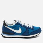 Мужские кроссовки Nike Internationalist Blue/White фото- 0