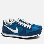 Мужские кроссовки Nike Internationalist Blue/White фото- 1