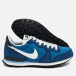 Мужские кроссовки Nike Internationalist Blue/White фото- 2