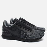 Мужские кроссовки Nike Internationalist Jacquard Black/Dark Grey/Wolf Grey фото- 3