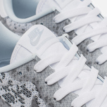 Мужские кроссовки Nike Internationalist Jacquard White/Metallic Platinum/Pure Platinum фото- 3