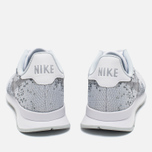 Мужские кроссовки Nike Internationalist Jacquard White/Metallic Platinum/Pure Platinum фото- 4