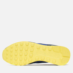 Nike Internationalist Leather Men's Trainers Midnight Navy/Voltage Yellow photo- 6