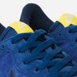 Nike Internationalist Leather Men's Trainers Midnight Navy/Voltage Yellow photo- 5