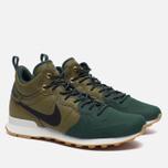 Мужские кроссовки Nike Internationalist Mid Utility Olive Flak/Black/Grove Green фото- 1