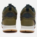 Мужские кроссовки Nike Internationalist Mid Utility Olive Flak/Black/Grove Green фото- 4