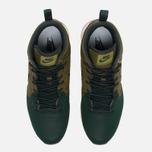 Мужские кроссовки Nike Internationalist Mid Utility Olive Flak/Black/Grove Green фото- 5