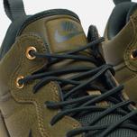 Мужские кроссовки Nike Internationalist Mid Utility Olive Flak/Black/Grove Green фото- 3